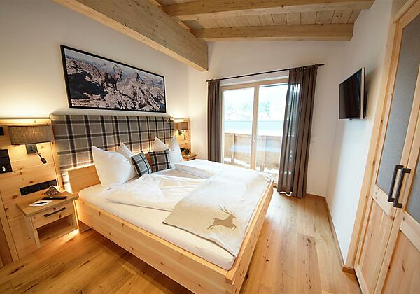 Penthouse Schlafzimmer