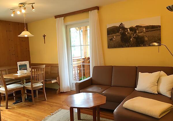 Winterblick auf den Knirschenhof