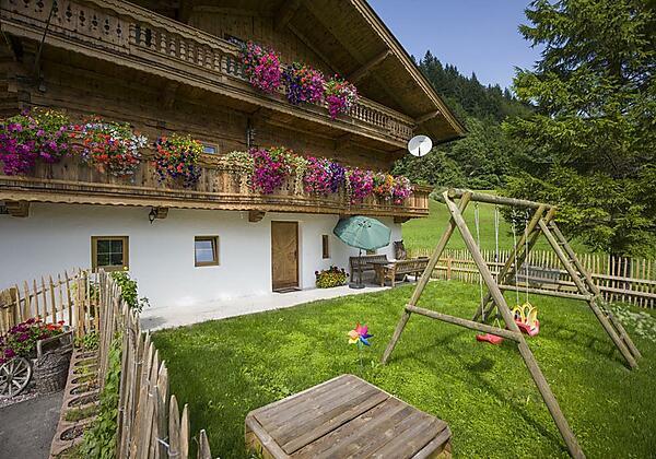 Ferienwohnung im Kronbichlhof, Kössen