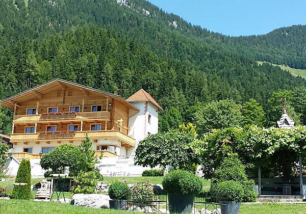 Landhaus Ager Badezimmer