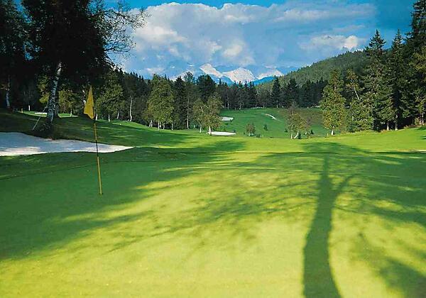 Golfplatz Wildmoos