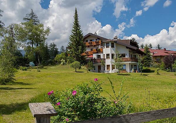 Sommer Landhaus Charlotte Seefeld Ferienwohnung