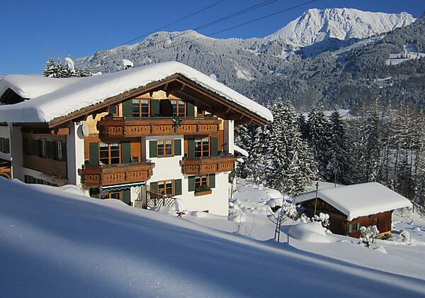 Landhaus Eggensberger - Winterurlaub im Allgäu