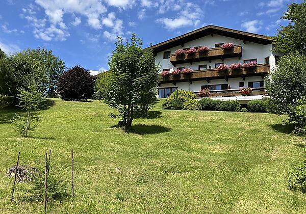 Landhaus Frenes Blick Seefelder und Reither Spitze