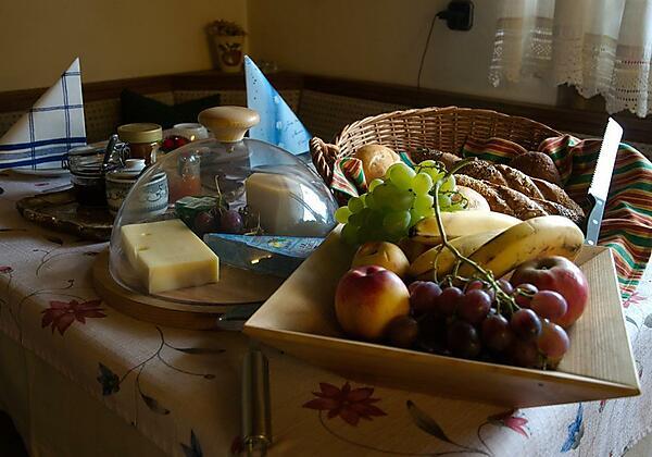 Kaiserwinklfrühstück in der Hofküche