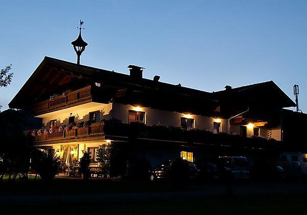 Landhaus Greiderer- Nachtaufnahme