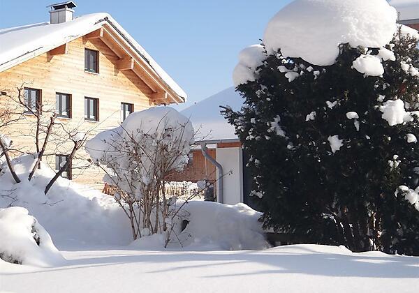 Landhaus Paradies Schnee