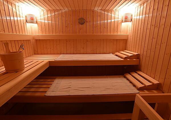 Landhaus Ruppaner - neue finnische Sauna