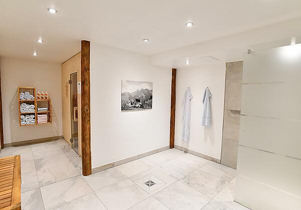 Landhaus Ruppaner - neugestalteter Saunabereich
