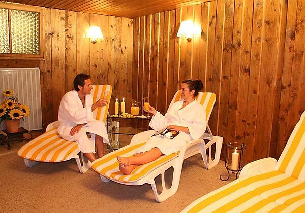 Landhaus Ruppaner - Relaxen im Ruheraum
