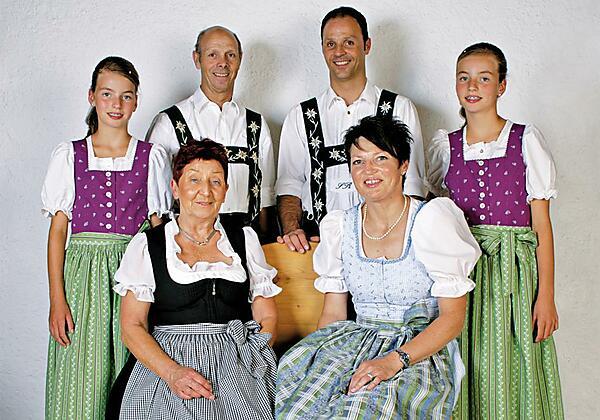 Familie Ruppaner - Ihre Gastgeber