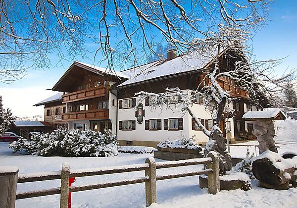 Landhaus Schmid in Obermaiselstein