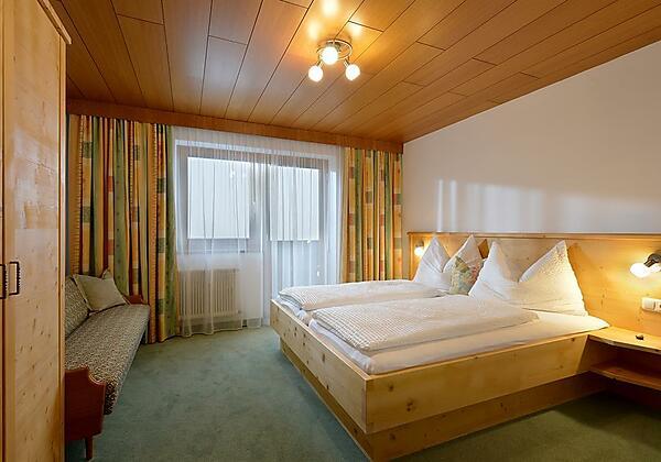 Appartement Schlafzimmer1