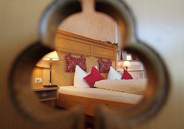 Zimmer Detail Auf d'r Alp