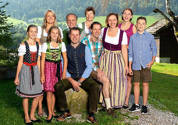 Familie Ramsebner