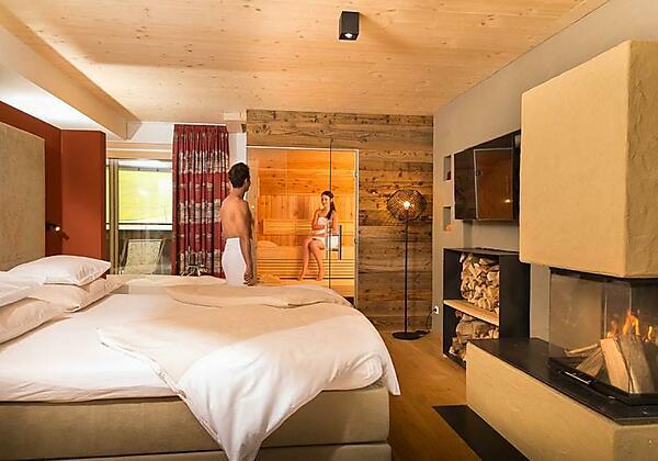 Lebe Frei Suite Superior mit Sauna