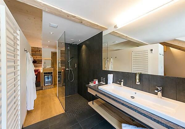 Lebe Frei Suite Badezimmer