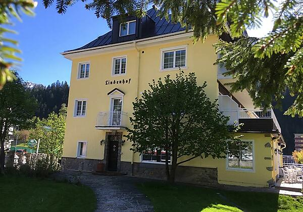 Hotel Lindenhof Bad Gastein Sommer