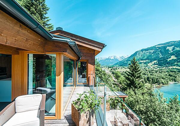 Chalet Max Panorama in Zell am See