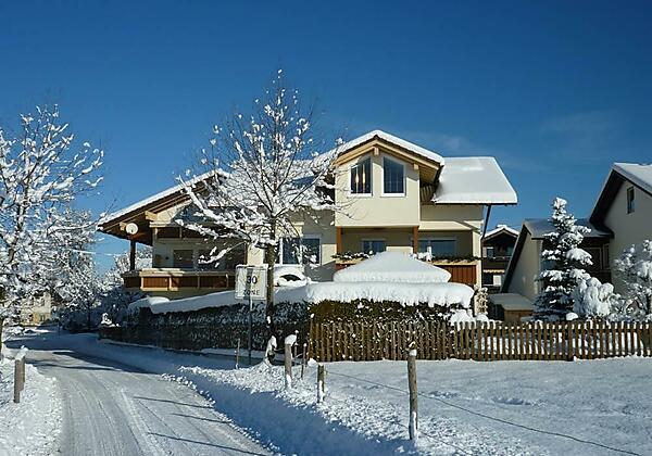 Mein Landhaus mein Wintermärchen