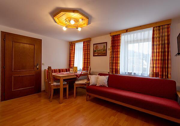 Mühlbauernhof im Winter