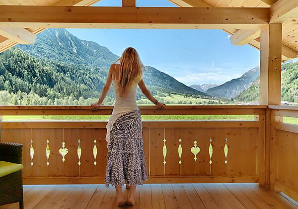 Natur & Aktiv Resort Ötztal im Sommer