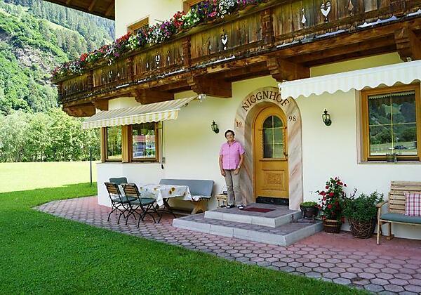Niggnhof Hauseingang