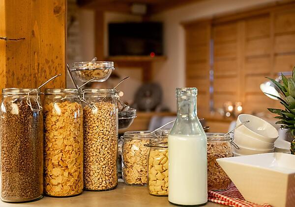 Winteransicht Hotel Princess Bergfrieden