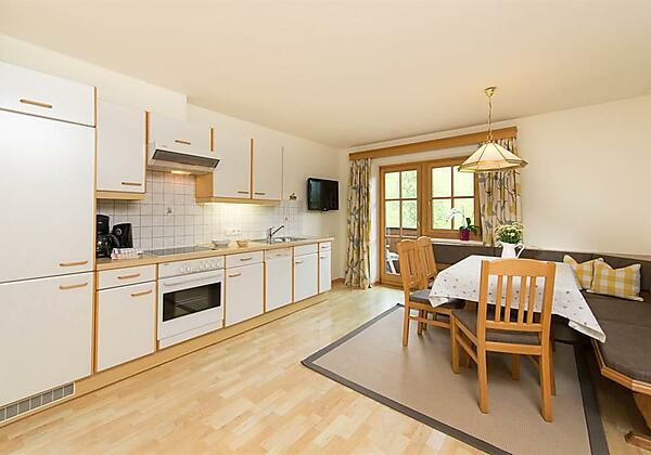 Appartement Essküche