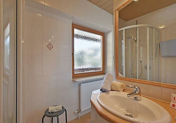 Appartement 8 Badezimmer