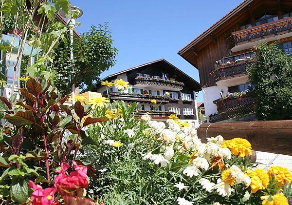 Außenansicht Gästehaus Hartmann
