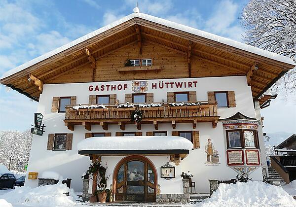 Gasthof Hüttwirt im Winter