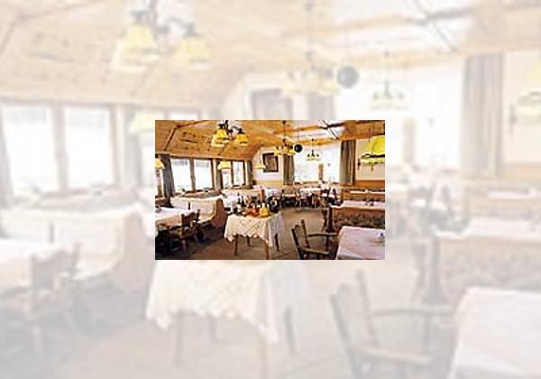 Restaurant der Pension In der Mauer in St. Jakob im Defereggental