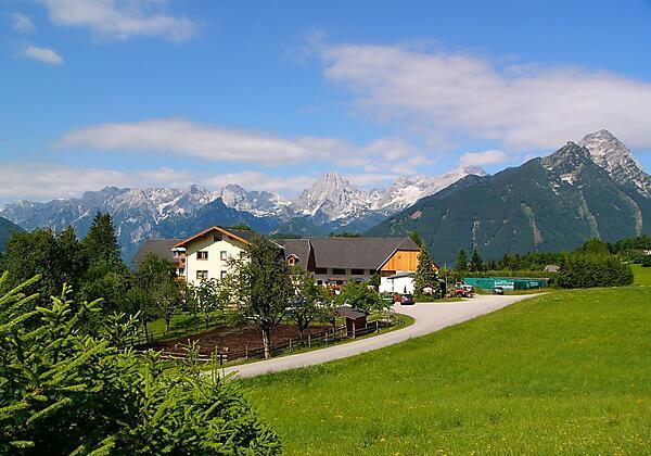 Lindbichler Hotelfoto Sommer