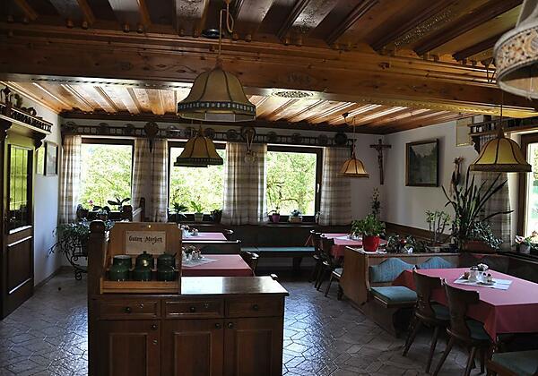 Gastzimmer in der Pension Nanga Parbat