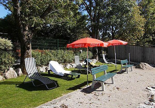 Badestrand Pension Salzburger Hof