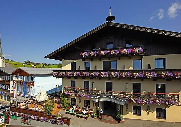 Hotel_Post_Abtenau_Vorderansicht