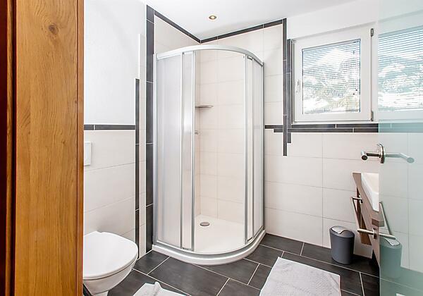 Zirbe Badezimmer