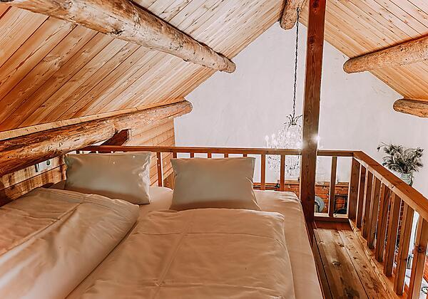 Romantikhütte Innerfragant Frühling