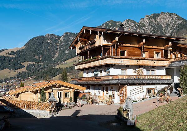 Zirbenchalet_ Rosenhof_ Alpbach _Tirol_ Seenland