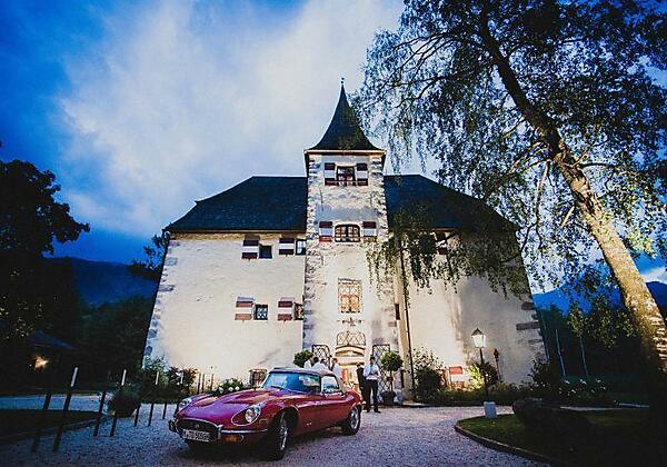 Porsche Schloss