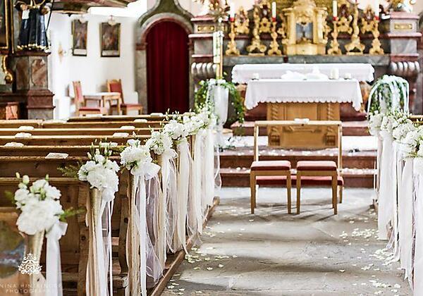 Heiraten in der Schlosskirche