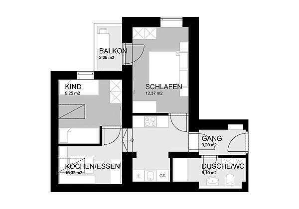 Zimmerplan FW Wiesenblick