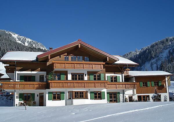 Siplinger Suites - Winterurlaub in Balderschwang