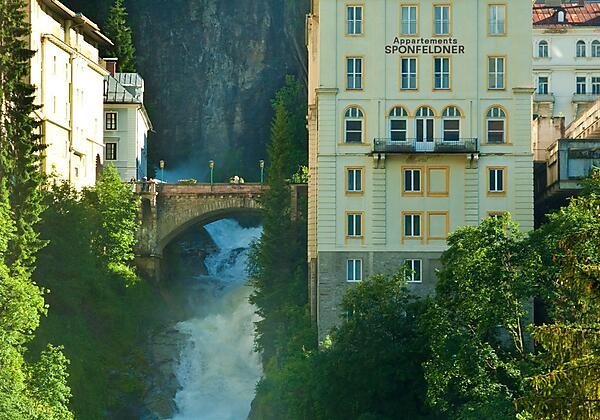 Appartementhotel-Sonnenwende-Bad-Gastein-Lage