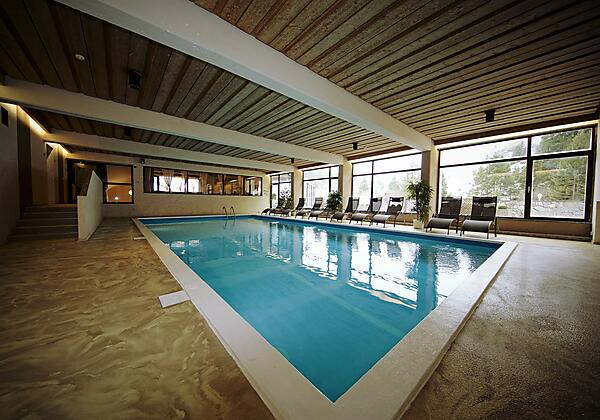 Hotel Seppl Hallenbad