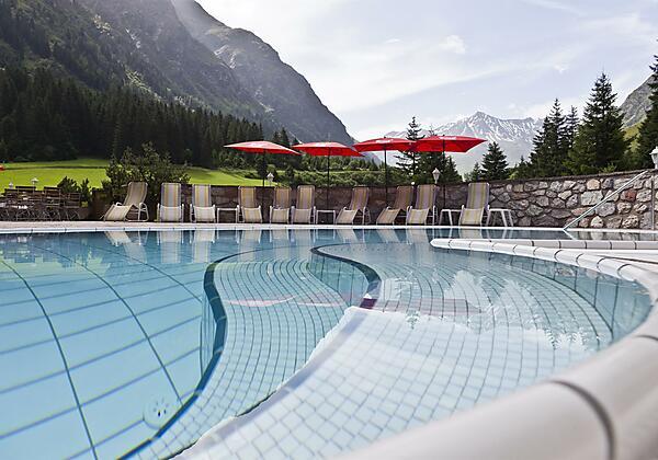 Hotel Seppl Aussenpool
