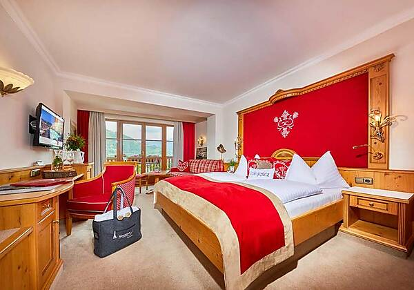 Turmstudio Narzisse im Sporthotel Alpenblick in Zell am See