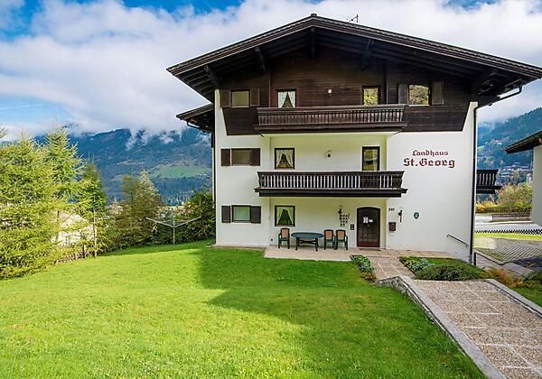 Landhaus St. Georg Bad Gastein Winter