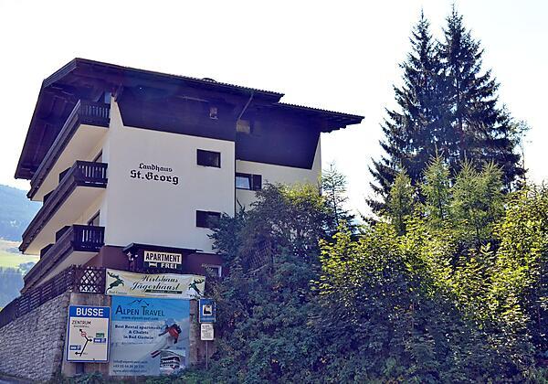 Landhaus St. Georg Bad Gastein Ausblick